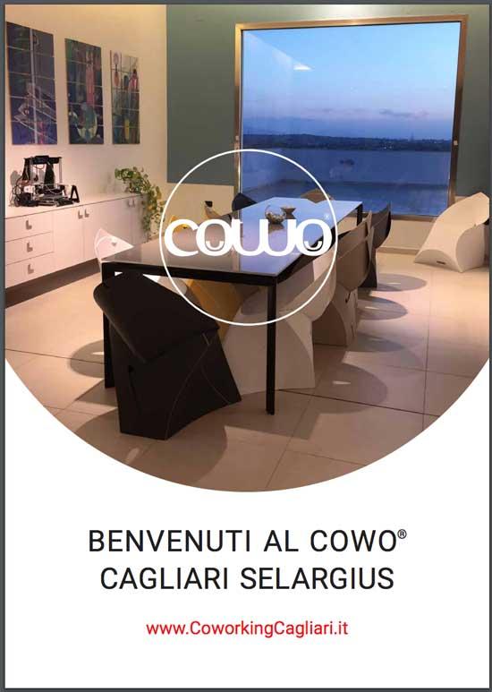 Ebook gratuito Coworking Cagliari Selargius